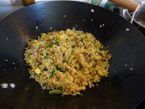 Yummy Vegan 'Egg' Fried Rice