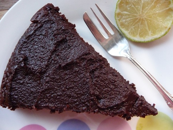 Rich Chocolate Lime & Rum Cake