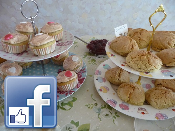 LIKE Chocolate and Beyond on Facebook!