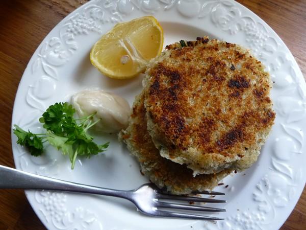Vegan Fish Cakes