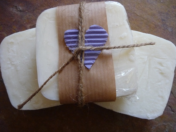 Olive Oil & Coconut Oil Soap