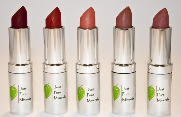 Just Pure Minerals Vegan Lipstick