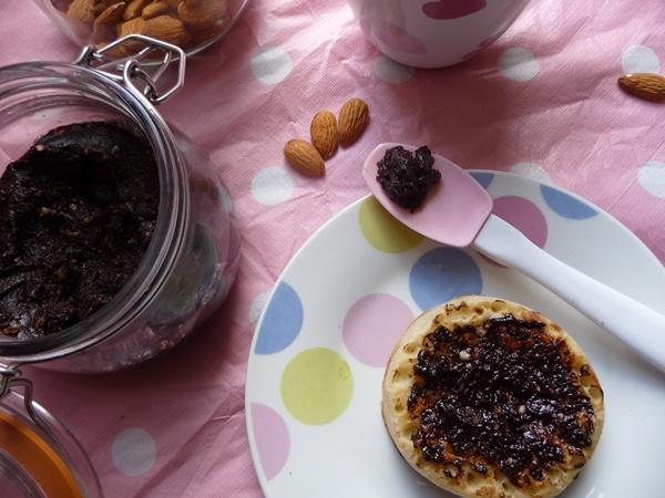 Brownie In a Jar Vegan Choc Spread