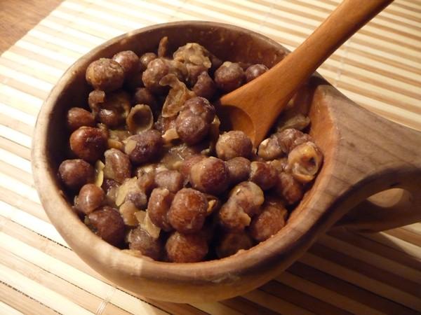 Lancashire Black Peas