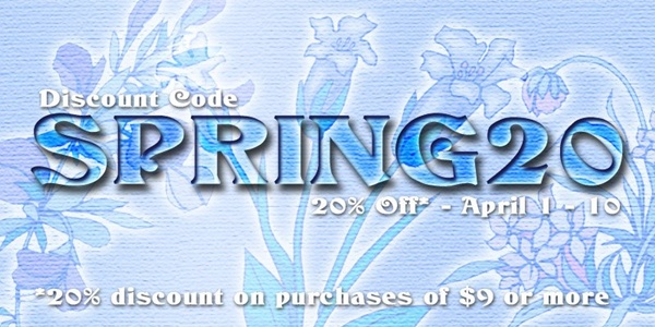 Spring discount JPM