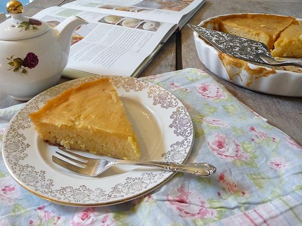 Tuscan Style Soft Rice Cake