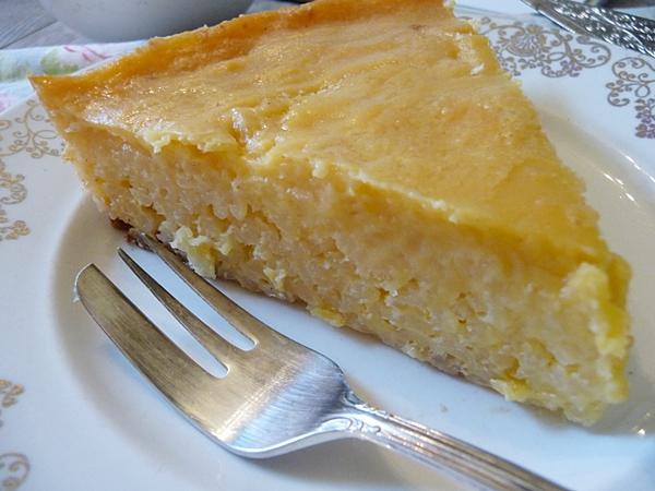 Tuscan Rice Cake Vegan