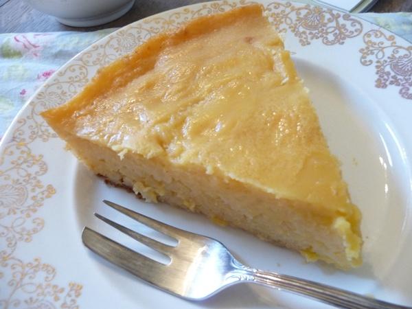 Egg Free Tuscan Rice Cake