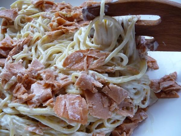 Creamy Vegan Spaghetti Alla Carbonara