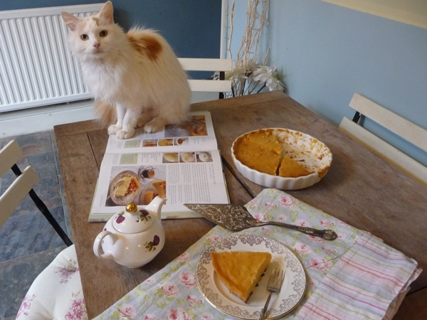Seymour wants a slice of Tuscany!