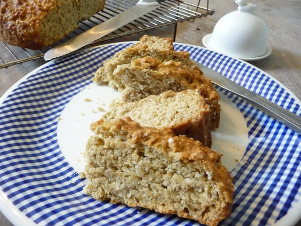 Oaty Austerity Soda Bread