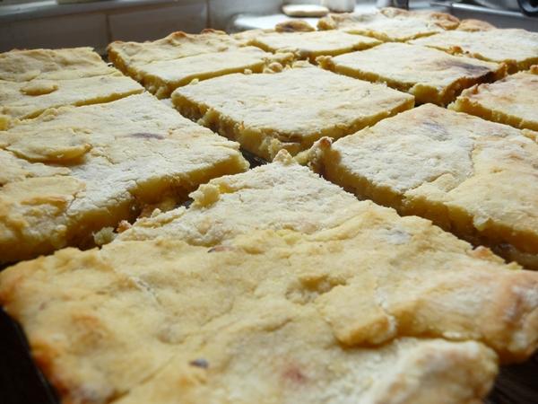 Gluten free vegan potato cakes