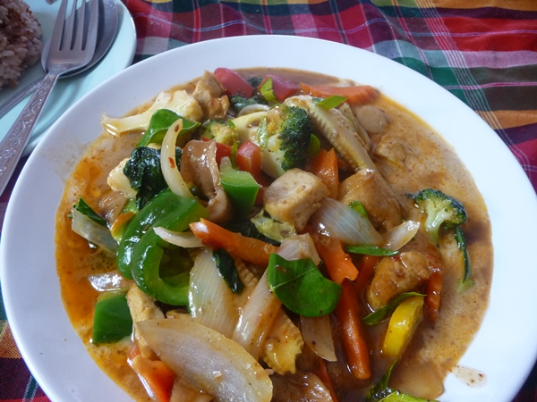 On's Penang Curry
